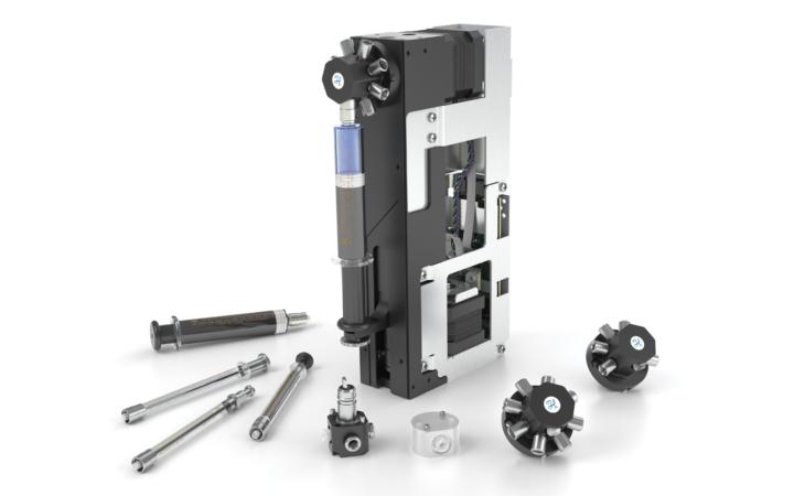 Syringe Pumps | OEM Syringe Pump | Hamilton Company
